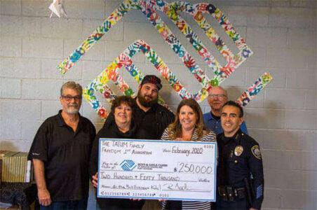 Local cannabis dispensary donates to Port Huenemes youth
