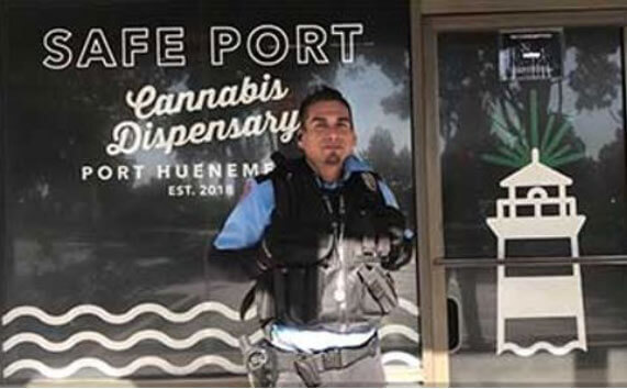 Safeport Cannabis Dispensary