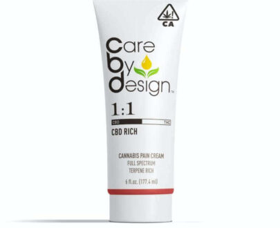 Care By Design Cannabis Products