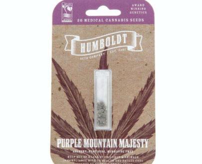 Humboldt Flower Marijuana Products