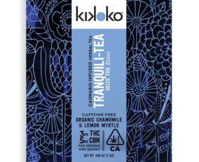 Kikoko Cannabis Infused Edibles