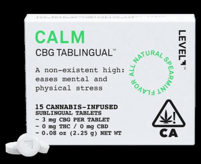Marijuana Tablinguals