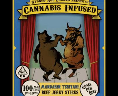 Port Hueneme, CA | Marijuana Dispensary | Menu - Cannabis Infused Flavored Jerky
