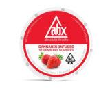 ABX Marijuana infused strawberry gummy's