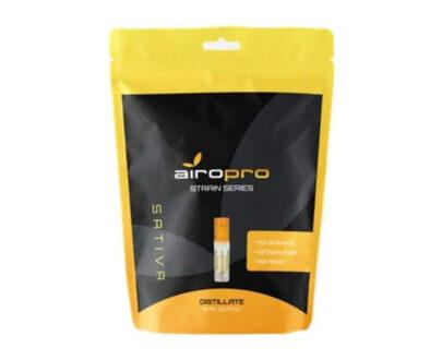 Pineapple diesel premium cannabis oil cartridge 1 g