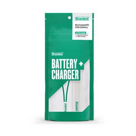 Branded Pod Battery