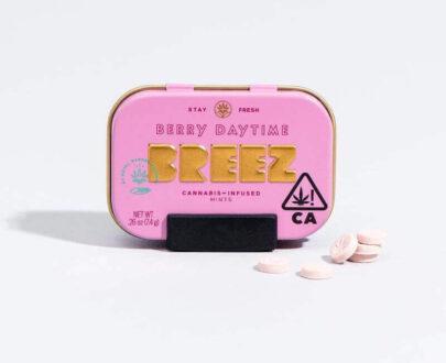 Daytime Brezz Berry Tins