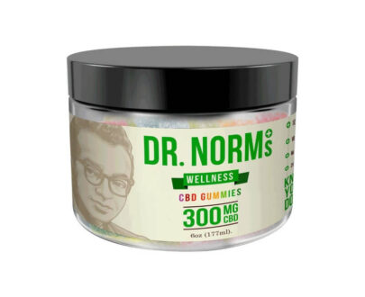 Dr. norms marijuana infused wellness gummies
