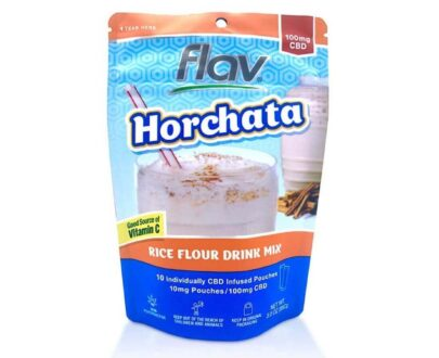Flav CBD infused horchata beverage - Port Hueneme, CA - 805-Cannabis.