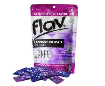 Flav Cannabis Grape-Infused-Beverage - Port Hueneme, CA