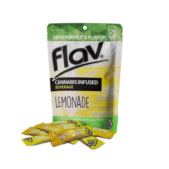 Flav Cannabis Infused lemonade beverage - Port Hueneme, CA
