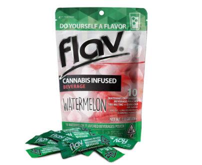 Flav Cannabis Watermelon pouches - Port Hueneme, CA