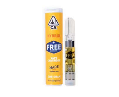 Cannabis premium oil cartridge available in Ventura County, CA