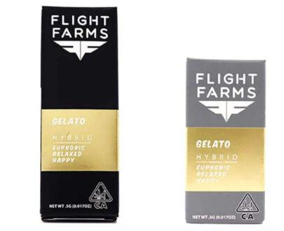 Flight Farms Gelato F9 Cartridge 5g