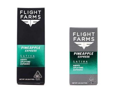 Flight Farms Pineapple Express F9 Cartridge 1g