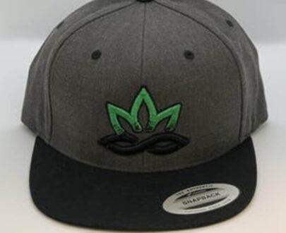 420 HPC- Hueneme Patient Collective apparel - Grey Cap