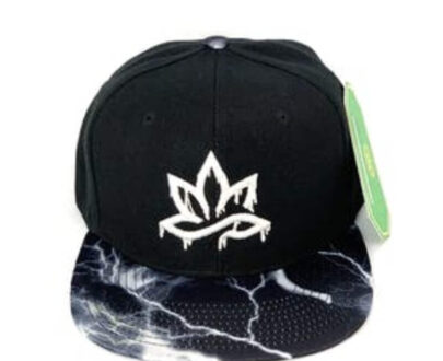 420 HPC- Hueneme patient collective black thunder lighting snap back