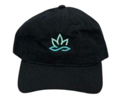 420 HPC- Hueneme Patient Collective apparel - Black Cap