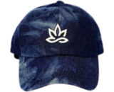 420 HPC- Hueneme patient collective Denin splash dad hat