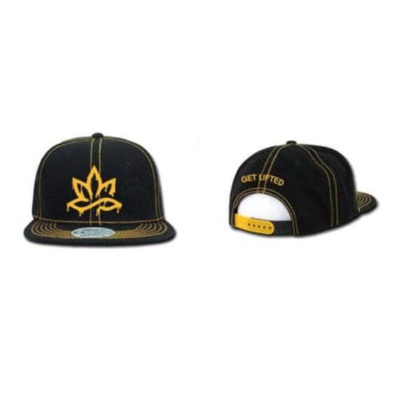 420 HPC - Hueneme Patient Collective apparel - Black Cap