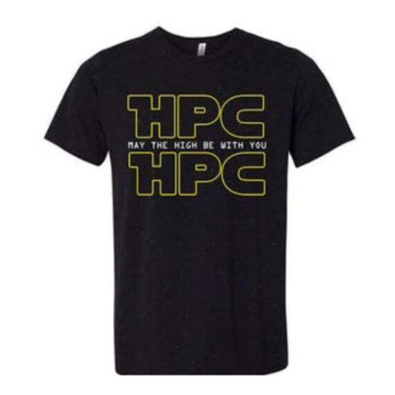 420 HPC Extra small glow in the dark T-shirt