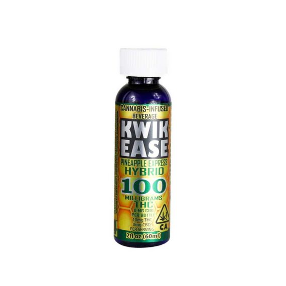 Kwik Pineapple Express Cannabis Infuse Beverage