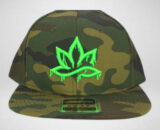 Hueneme Patient Collective apparel - Camo Cap